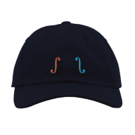 Navy Dad Cap